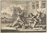 Decapitation of Henri de Talleyrand-Périgord by an untrained executioner, 1626