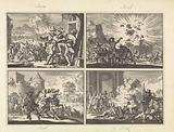 Atrocities against the people of Lower Austria committed by Polish Cossacks in the service of the Emperor, 1620 / …