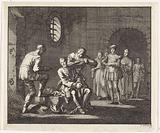 Arnulfus is strangled in a prison