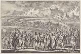 Destruction of Jerusalem by the Babylonian Army
