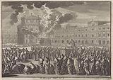 Dedication of the temple of Solomon