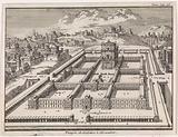 Temple of Solomon in Jerusalem
