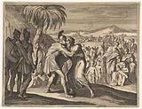 Reconciliation of Jacob and Esau
