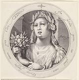 Ceres with cornucopia