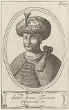 Portrait of a Turkish sultan