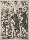 Alexander cuts the Gordian knot
