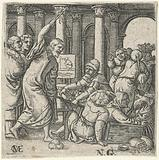 Expulsion of the changers from the temple