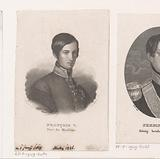 Portrait of Frans V of Modena, Archduke of Austria-Este
