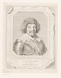 Portrait of Jean de Saint-Bonnet, Marquis of Toiras