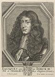 Portrait of James II, king of England and Scotland