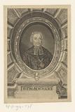 Portrait of Jan Tomáš Vojtech Berghauer