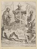 Saints Sebastian, Rochus, Maria and Blasius