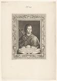 Portrait of Bishop Michele Carlo Cortigiani