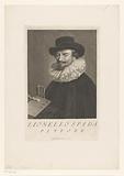 Portrait of artist Leonello Spada