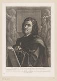 Portrait of Nicolas Poussin