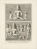 Indian bas relief