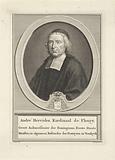 Portrait of the Cardinal André-Hercule de Fleury