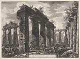 Basilica di Paestum in Paestum