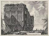 Temple of Salus near Rome