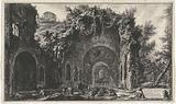 Nymphaeum of Egeria near Rome