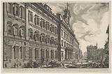 Palazzo di Montecitorio in Rome