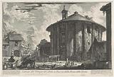Temple of Hercules Invictus in Rome