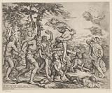 Bacchus meets Ariadne at Naxos