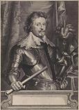 Portrait of Frederick Henry, Prince of Orange-Nassau