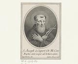 Portrait of Cleric Joseph of Cupertino