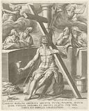 Allegory of the Grace of Salvation through faith in Christ