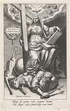 Christian Religion (Religio Christiana) Overcomes Idolatry (Idolatria)