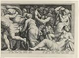 Frisian with the punishment of Niobe ()