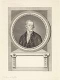 Portrait of the politician Joan Derk van der Capellen tot den Pol