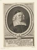 Portrait of Johann Valentin Maier