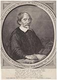 Portrait of Gijsbert Voet, theologian in Utrecht
