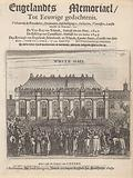 Trial for Whitehall in London