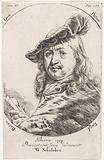 Portrait of Gerard Dou