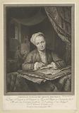 Portrait of Christian Wilhelm Ernst Dietrich