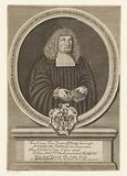 Portrait of Johann Georg Zink