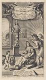 Title page for: A Kircher, Mundus subterraneus, 2nd part, 1664.