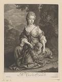 Portrait of Mrs Conway Hackett