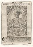 Portrait of Louis VII, king of France
