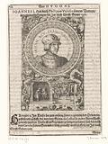 Portrait of Jan II, king of France