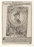 Portrait of Charles IX, king of France