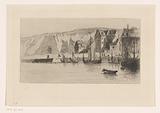 Harbor view in Dieppe