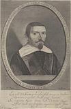 Portrait of Gijsbert Voet