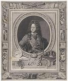 Portrait of King George I of Great Britain