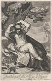 Judas Iscariot hangs up