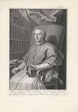 Portrait of Thomas-Philippus D'Alsace et du Boussu