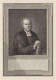 Portrait of Gisberus Bonnet